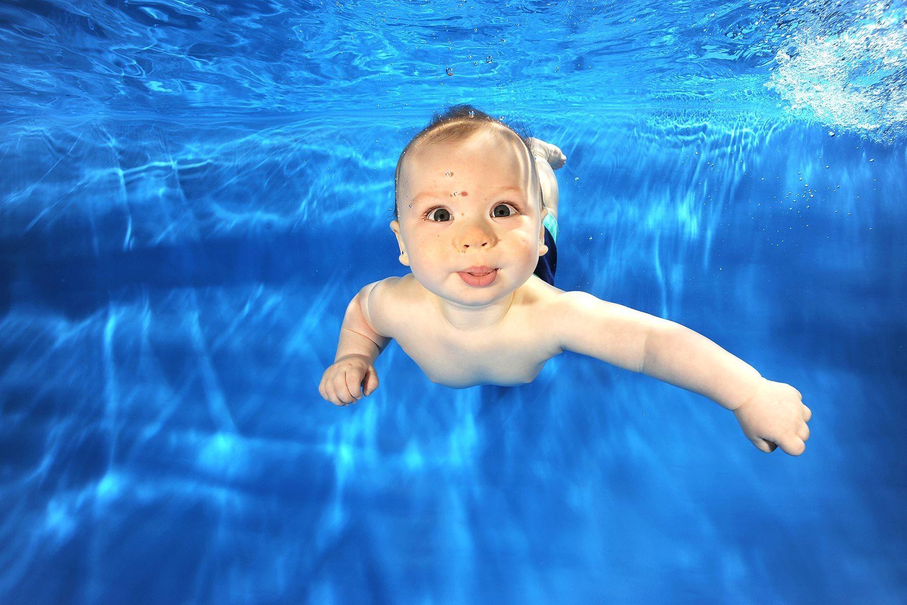 cursuri inot bebelusi - aqua bebe