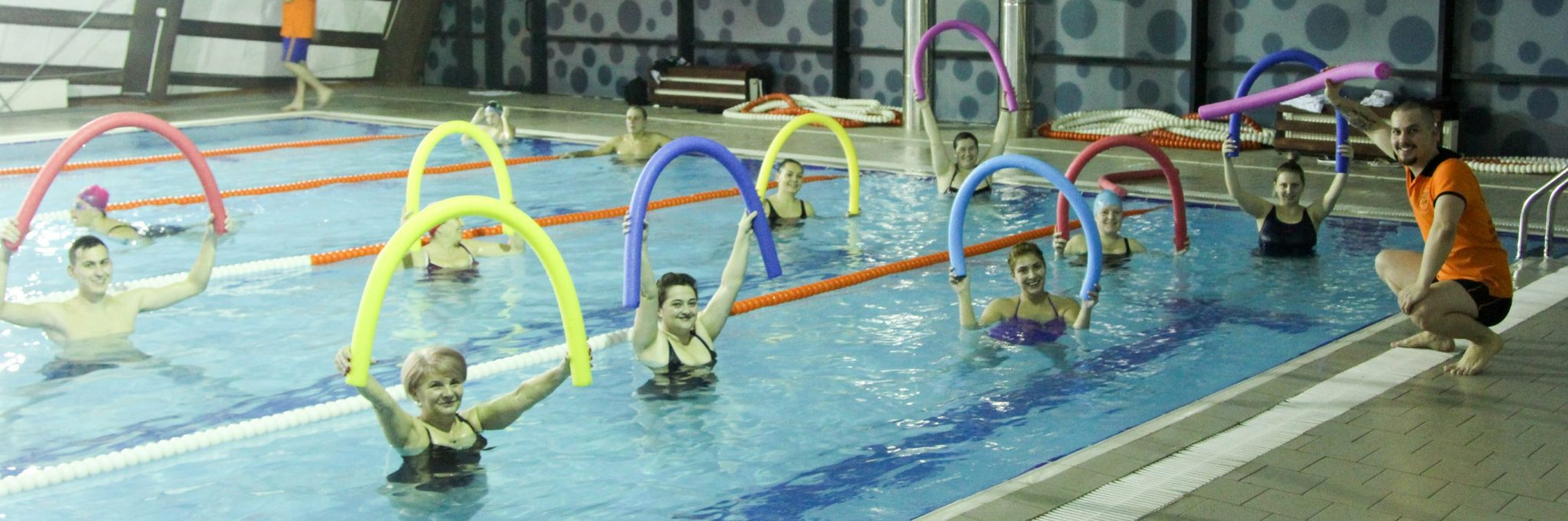 Aqua Gym in sector 2