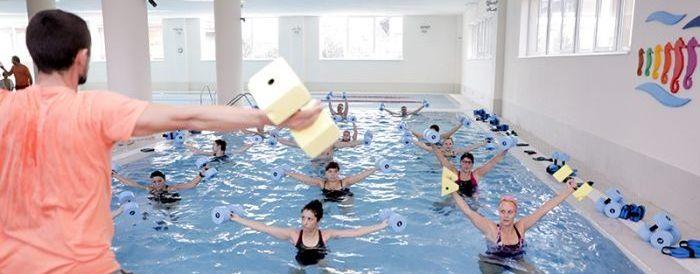 Aqua Gym pe strada Elev Stefanescu sector 4 Bucuresti