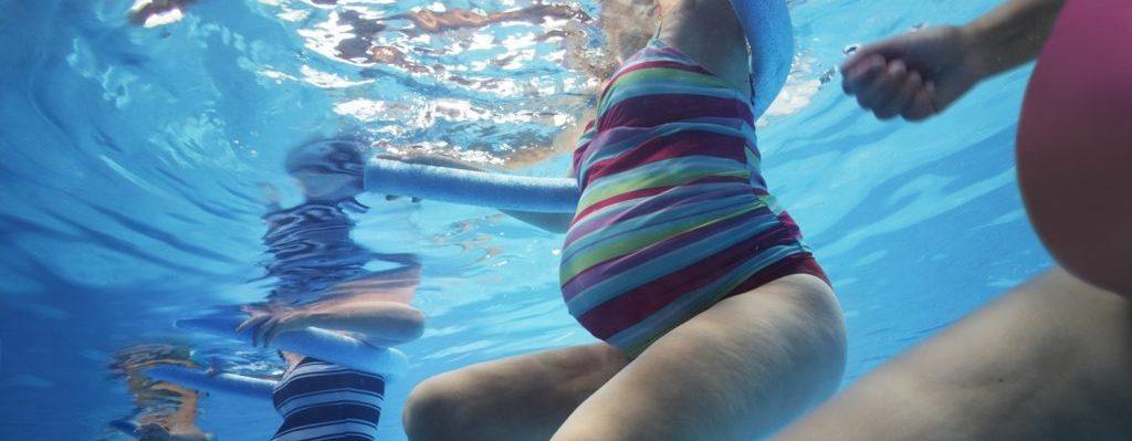 Aqua Gym dupa nastere
